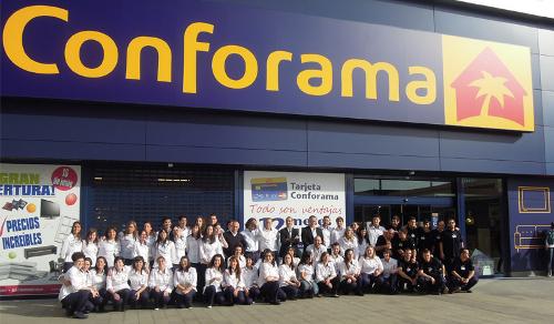 Noves ofertes de feina a conforama for Conforama barcelona